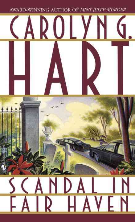 Scandal in Fair Haven By Hart, Carolyn G.